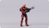 Spartan EVA (male, team red/team red)