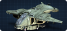 UNSC Pelican Gunship