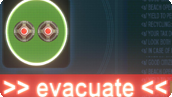 Evacuate