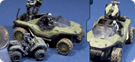 Halo Micro Ops Warthog