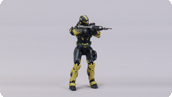 Spartan ODST (male, steel/pale)