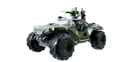 Jada Toys Warthog