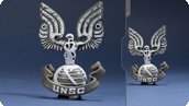 UNSC Insignia Build-A-Figure