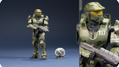 """The Package"" Master Chief"