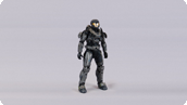 Spartan Air Assault Custom Armor Packs (steel)