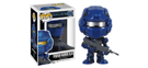 Spartan Warrior Blue