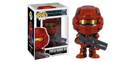 Spartan Warrior Red